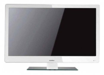 "Телевизор-LCD GoldStar 21.6"" LT-22A305F White FULL HD USB (RUS)"