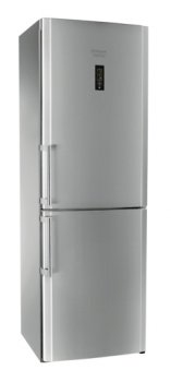 Холодильник Hotpoint-Ariston HBU 1181.3 NF H O3 серебристый