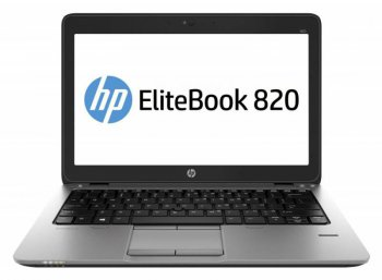 "Ноутбук hp EliteBook 820 Core i5-4200U/4Gb/320Gb/HD4400/12.5""/HD/1366x768/Win 7 Professional 64/BT4.0/3c/WiFi"
