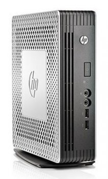 Системный блок HP t610 DC T56N (1.65)/4Gb/16Gb flash/HD6320D/WES7/GETH/WiFi
