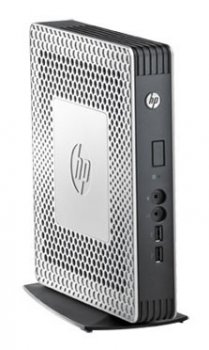 Тонкий клиент ПК HP t610 DC T56N (1.65)/4Gb/16Gb flash/HD6320D/WES7/GETH