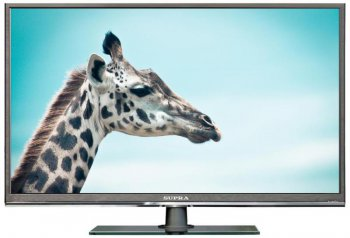 "Телевизор-LCD Supra 39"" S-LC40T850FL Narrow frame black FULL HD USB MediaPlayer DVB-T2 (RUS)"