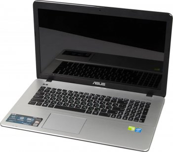 "Ноутбук Asus X751LN-TY045H Core i5-4210U/6Gb/1Tb/DVDRW/int/17.3""/HD/1600x900/Win 8.1 SL 64/black/BT4.0/WiFi/Cam"