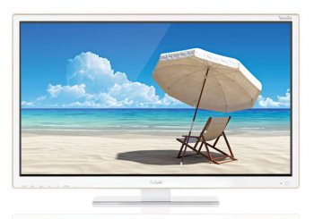 "Телевизор-LCD 22"" BBK 22LEM-5093/FT2C white FULL HD USB MediaPlayer DVB-T2 (RUS)"