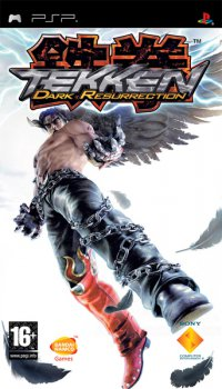 Игра для Sony PlayStation Portable Tekken: Dark Resurrection (Essentials) rus doc (31550)