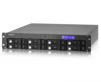 Qnap VS-8024U 24 channels for video and 8 slots for HDD
