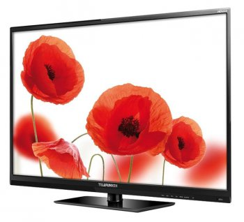 "Телевизор-LCD Telefunken 31.5"" TF-LED32S7T2 black HD READY USB DVB-T2 (RUS)"