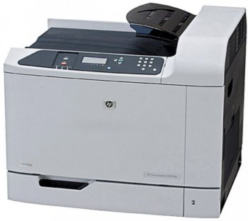 Принтер HP LaserJet Color CP6015dn A3 (Q3932A)