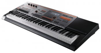 Синтезатор Casio XW-P1. 6 Oscillator Mono Solo Synth, HexLayer, Drawbar Organ Mode