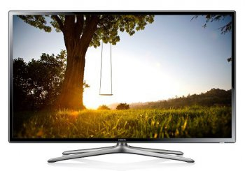 "Телевизор-LCD Samsung 50"" UE50F6100AKXRU Grey FULL HD USB WiFi (RUS) SMART"