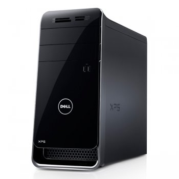 Системный блок PC DELL XPS 8700 (8700-8069) Black i5-4440/8G/1Tb/DVD-SM/AMD R9 270 2G/Wi-Fi/M&Kb/2 year wrty/Win8.1