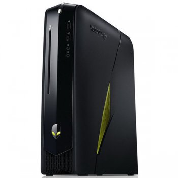 Системный блок Dell Alienware X51 FT i5 4440 (3.9)/8Gb/1Tb 7.2k/GTX645 1Gb/DVDRW/Win 8/WiFi/клавиатура/мышь