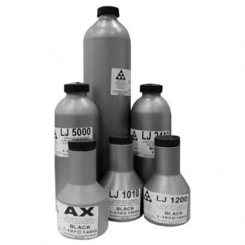 Тонер AQC black (bottle 300gr) для HP LJ 5500/5550