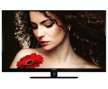 "Телевизор-LCD Rubin 40"" RB-40D5FT2C ultra slim black FULL HD MKV Player DVB-T2 (RUS)"