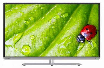 "Телевизор-LCD Toshiba 48"" 48L5455R REGZA Slim Design black FULL HD 3D 400Hz WiFi DVB-T2/C (RUS) Smart"