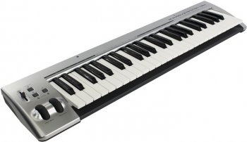 Клавиатура MIDI M-Audio Keystation 49es (4 октавы, USB)