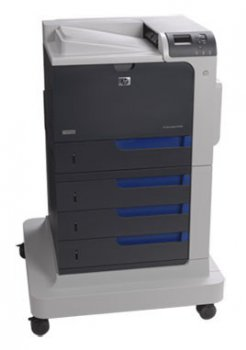 Принтер HP Color LaserJet CP4525XH Printer (CC495A)