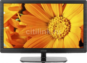 "Телевизор-LCD 22"" Mystery M-2222LW Dark Metallic FULL HD USB(video) (RUS)"