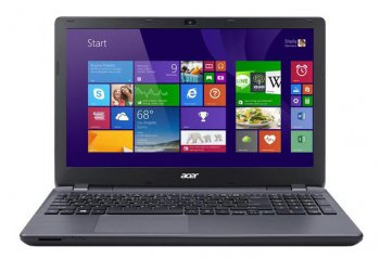 "Ноутбук Acer E5 E5-511-C565 Celeron N2930/4Gb/500Gb/HD4400/15.6""/HD/1366x768/Win 8.1 SL 64/grey/BT4.0/4c/WiFi/Cam"