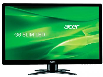 "Монитор 21.5"" Acer G226HQLBBD Black LED, 1920x1080, 5ms, 200 cd/m2, DCR 100M:1, D-Sub, DVI (HDCP)"