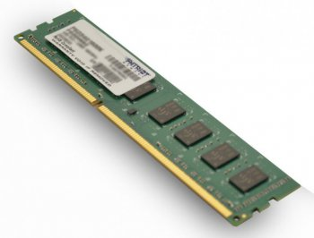 Оперативная память DDR3 8192Gb 1333MHz (kit of 2) Patriot RTL (PSD38G1333K)