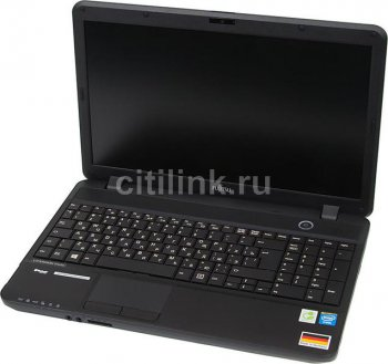 "Ноутбук Fujitsu LIFEBOOK AH502 Celeron 1000M/2Gb/320Gb/DVDRW/int/15.6""/HD/Mat/1366x768/Win 8 EM 64/black/BT4.0/CR/6c/WiFi/Cam"