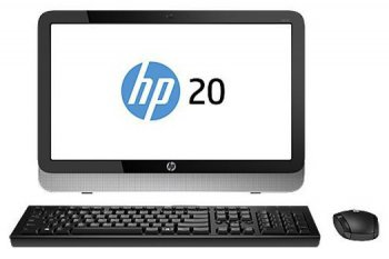 "Моноблок HP Pavilion 20-2001er 20"" HD+ P J2900/4Gb/500Gb/DVDRW/W8.1 64EM/250cd/1000:1 1600*900/Web/клавиатура/мышь /Beats audio/USB3.0"
