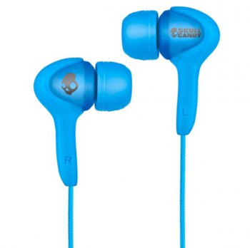 Наушники Skullcandy SMOKIN BUDS Blue w/ Mic