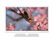 "Телевизор-LCD Rubin 32"" RB-32SE5WH ultra slim white HD READY USB MediaPlayer (RUS)"