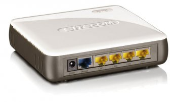 Маршрутизатор Sitecom WLR-1000 Wireless-N 150Mbps 4 порта Ethernet