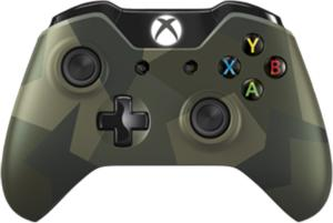 Геймпад Microsoft Wireless Controller Branded Armed Forces (для: Xbox One)