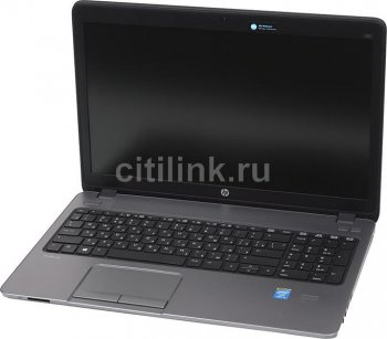 "Ноутбук hp 450 Core i5-4200M/4Gb/500Gb/DVDRW/int/15.6""/HD/1366x768/Free DOS/BT4.0/6c/WiFi/Cam/Bag E9Y15EA"