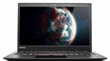 "Ноутбук Lenovo ThinkPad X1 Carbon Core i5-4200U/8Gb/256Gb SSD/HD4400/14""/HD+/Win 8.1 SL 64/black/BT4.0/4c/20A7004HRT"