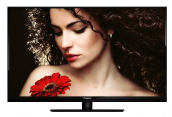 "Телевизор-LCD Rubin 19"" RB-19S5T2C Slim Design black HD READY MKV Player DVB-T2 (RUS)"