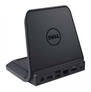 Док-станция Док станция Dell EURO2 Dock with 65W AC Adapter only for Latitude ST