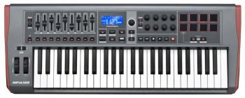 Клавиатура MIDI Novation Impulse 49