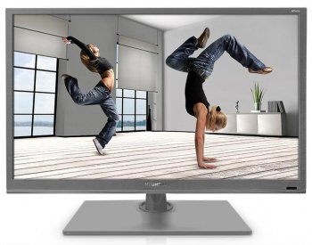 "Телевизор-LCD 32"" Hyundai H-LED32V19 Narrow frame titan HD READY USB (RUS)"