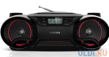 Аудиомагнитола Philips AZ 3831/51 CD / MP3 / USB/тюнер AM, FM