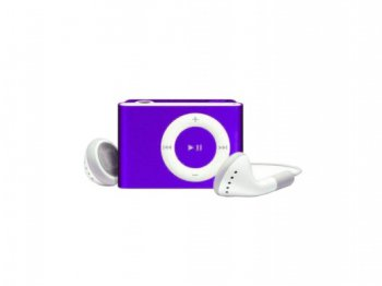 Плеер MP3 Perfeo <VI-M001 Purple> ( Player, MicroSDHC, USB2.0, Li-Ion)