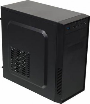 Системный блок (microATX/AMD A4-6320 3.8Ghz/RAM 4GB/HDD 1TB/DVD-RW/Win7 HB) (323414)