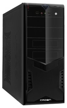 Системный блок (ATX/Intel Celeron J1800 2.41Ghz/RAM 2GB/HDD 500GB/без DVD/Win 8.1) (323591)