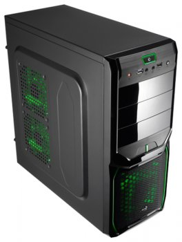 Системный блок (ATX/Intel Core i3-4160 3.6GHz/RAM 8GB/GPU 2GB GTX750Ti/HDD 1TB/DVD-RW/Win 8.1) (323851)