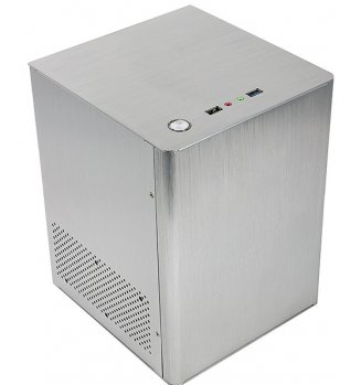 Системный блок мини (miniITX/Intel Core i3-4160 3.6Ghz/RAM 8GB/GPU 2GB GTX750/HDD 1TB/без DVD/Win7 HB) (3264)