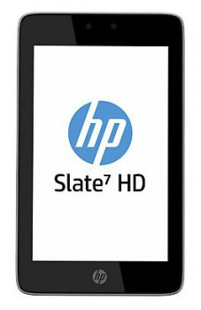 "Планшетный компьютер HP Slate 7 HD 3403er DC A9 (1.2) 2C A9/RAM1Gb/ROM16Gb/7"" IPS 1280*800/3G/WiFi/BT/3Mp/And4.2(JB)/silver/Touch/minUSB/4000mAh/5hrs"