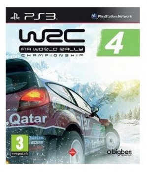 Игра для Sony PlayStation WRC FIA World Rally Championship