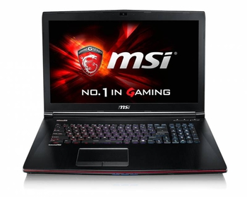 "Ноутбук MSI GE72 2QD(Apache)-041RU Core i7 4720HQ/8Gb/1Tb/DVD-RW/nVidia GeForce GTX 960M 2Gb/17.3""/FHD (1920x1080)/Windows 8.1 Single Language 64/blac"