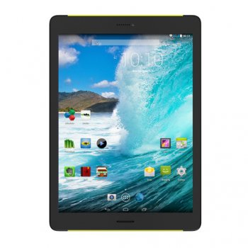 "Электронная книга PocketBook SURFpad 4 L 9.7"" IPS 2048x1536 Touch Screen 1.7Ghz 2Gb/16Gb/microSDHC черный"