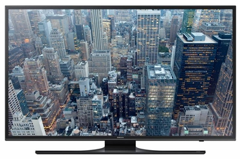 "Телевизор-LCD 55"" Samsung 55JU6400 черный/Ultra HD/200Hz/DVB-T2/DVB-C/DVB-S2/USB/WiFi/Smart (RUS)"