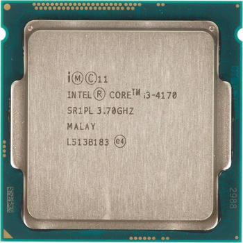 Процессор Intel Original Core i3 4170 Soc-1150 (CM8064601483645S R1PL) (3.7GHz/5000MHz/Intel HD Graphics 4400) OEM