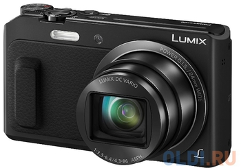 "Фотокамера Panasonic DMC-TZ57EE-K Black <16.1Mp, 20x zoom, 3"" LCD, WiFi>"